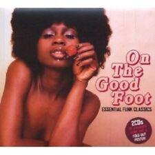 ON THE GOOD FOOT-ESSENTIAL FUNK CLASSICS 2 CD NEUWARE