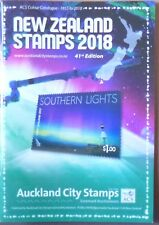 ACS 2018 NEW ZEALAND STAMP CATALOGUE 1855 - 2018 COLOUR 41st EDITION *NEW**