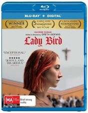 Lady Bird (Blu-ray, 2018) NEW SEALED