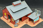 Revell: Summer Stock Theatre RED BARN, Joe's Garage VINTAGE BUILDING H0 SCALE HO