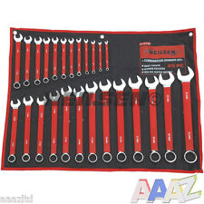 25pc Combination Metric Combo Spanner Set 6mm-32mm Garage Tool