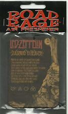 LED ZEPPELIN stairway to heaven 2004 AIR FRESHENER official SEALED usa IMPORT
