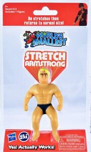 NEW - The Worlds Smallest Stretch Armstrong