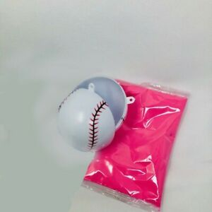 Pink  Gender Reveal Baseball  - 1 Pink Ball Kit