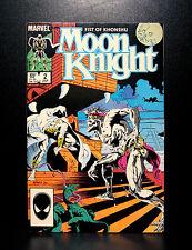 COMICS: Marvel: Moon Knight #2 (1985, vol 2) - RARE