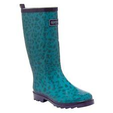 Calzado de mujer botas de agua color principal azul