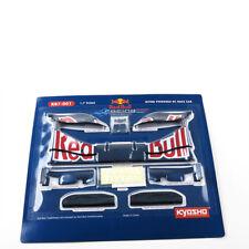 Spoiler avant showroom 1:7 Formule 1 De Agostini pièce rechange KYOSHO rb7-001