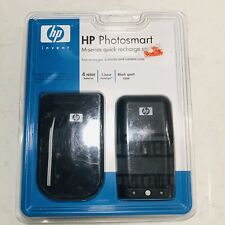 NOS HP Photosmart Quick Recharge Sport Kit for AA-Battery Cameras (L1815A#ABA)