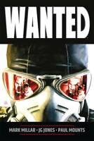 Wanted GN Mark Millar JG Jones Millarworld Movie Complete Mini + Dossier New NM