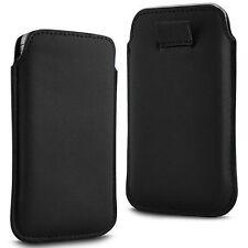 Étuis, housses et coques noires simples Samsung Galaxy S pour téléphone mobile et assistant personnel (PDA)