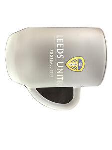 Leeds United Pint Glass