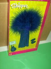 Barbie Fashion Avenue Teen Skipper Party Princess Feathers Accessories 1999