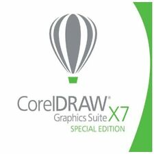 Corel DRAW Graphics Suite X7 Special Edition OEM - DVD-Box - DEUTSCHE Version