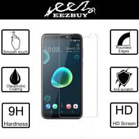 Premium Real Tempered Glass Screen Protector for HTC Desire 12+ 12 Plus