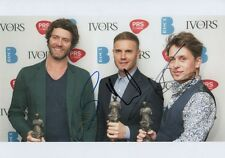 Take that Autographs Signed 20x30 Inch Photo