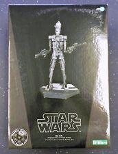 Star Wars Kotobukiya IG-88 1/7 Scale Pre-Painted Model Kit Vader Piece