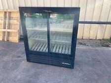 True commercial 2-door glass cooler refrigerator Drink Beverage Gdm-41Sl-54