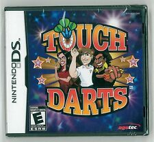Touch Darts for Nintendo DS New and Factory Sealed!