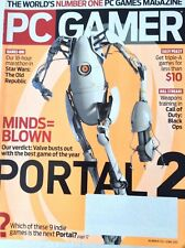 PC Gamer Magazine Portal 2 , Star Wars Old Republic June 2011 082417nonrh
