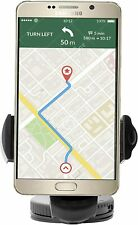 Car Mount Holder for iPhone Androids Smartphone Gps and Most Portable Devices