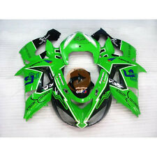 AM0  Bodywork Fairing ABS Painted Injection Mold For 2006 2007 Ninja ZX 10R (KB)