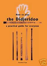 Play the didjeridoo - BOOK by J Cope. Didgeridoo
