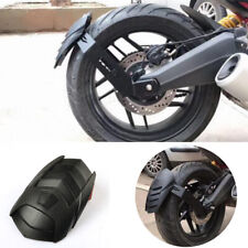 1x Motorcycle PP Splash Guard Bracket Rear Wheel Tire Fender Mud Cover Mugguard