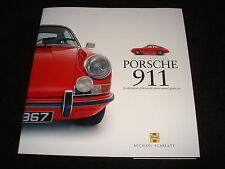 PORSCHE 911 BY MICHAEL SCARLETT HAYNES GREAT CARS - DATED 2005 1st EDITION NEW