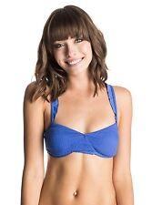 Roxy Woman Paradise Frill Tri & Base Girl 2PC Set Swimwear Sz Medium