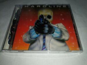 HARDLINE Hardline + 5 bonus tracks CD 15 tracks 1984/2012 Battle Cry Germany