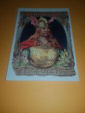 carte postale ancienne: CACAO ANDRÉ'S LE GAULOIS