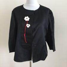 bd4b5fd5889924 Floral 100% Silk Coats