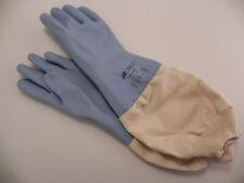 Schutz-Handschuhe Naturlatex blau Gr.8,Imker,Imkerei,Schutzhandschuhe Gummi