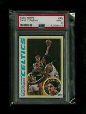 Dave Cowens 1978-79 Topps #40 PSA 9 MINT! RARE! Boston Celtics 8X ALL-STAR! MVP!
