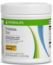 HERBALIFE * PROLESSA DUO 30-DAY PROGRAM - 11.2oz - Free Ship!