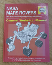 HAYNES MANUAL NASA MARS ROVERS 1997-2013 SOJOURNER SPIRIT OPPORTUNITY CURIOSITY