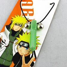 New Hot Naruto Hokage Uzumaki Green Crystal Anime Tsunade Necklace Cosplay EVHG