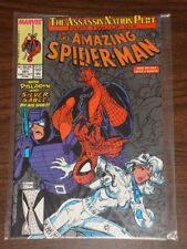 AMAZING SPIDERMAN #321 VOL1 MARVEL COMICS SPIDEY OCTOBER 1989