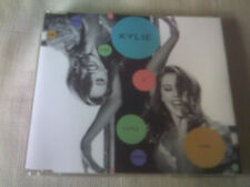 KYLIE MINOGUE - GIVE ME JUST A LITTLE MORE TIME - UK CD SINGLE - PWL
