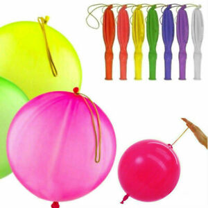 LARGE PUNCH BALLOONS PARTY BAG FILLERS CHILDREN LOOT BAGS TOYS UK