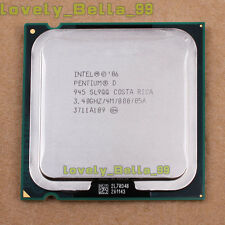 Intel Pentium D 945 3.4 GHz 4 MB LGA 775 Dual-Core (BX80553945) Processor