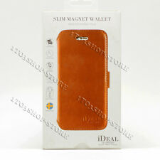 iDeal of Sweden Slim Magnet Wallet Case For iPhone 6 Plus iPhone 7 Plus (Brown)