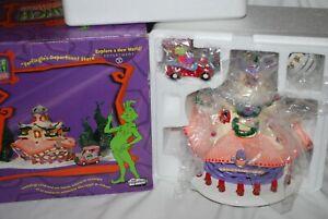 NEW Dept 56 Dr. Seuss #56.59084 Grinch Christmas FARFINGLE'S Department Store