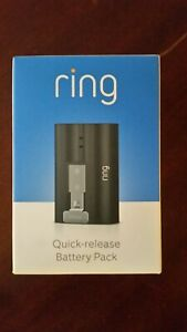Ring Quick-Release Battery Pack for Video Doorbell 2 sealed