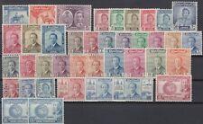 AJ5322/ IRAQ – 1942 / 1956 MINT SEMI MODERN LOT