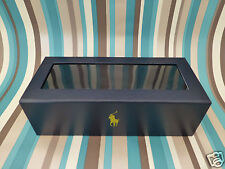Gift box Ralph Lauren small items present navy accessory socks boxes no tag
