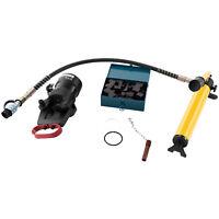 Split Hydraulic Clamp Wire Crimper Crimping Tool w/ 18Ton Pump 12 Dies 16-400mm²