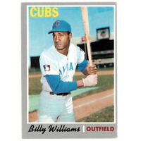 1970 Topps Billy Williams #170