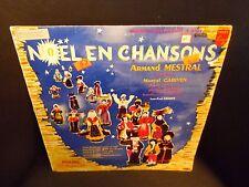 "Armand Mestral Marcel Cariven Noel En Chansons 10"" LP Philips VG+ Christmas"