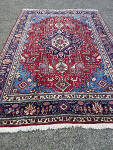 Wunderschöne Handgeknüpfte Täbriz Perserteppich Oreint Carpet Tabriz 293X207 cm
